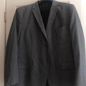 Other - Grey Blazer Custom Tailored